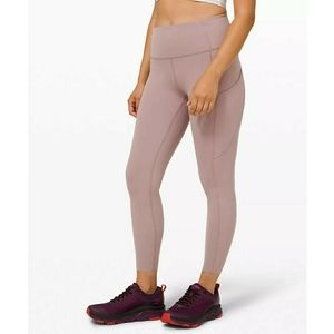 """NWT Lululemon Fast and Free 25"""" Tight"""
